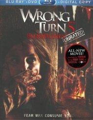 Wrong Turn 5: Bloodlines (Blu-ray + DVD + Digital Copy) Blu-ray Porn Movie