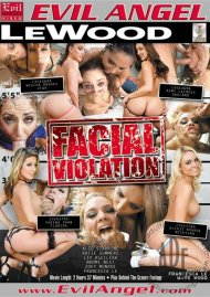 Facial Violation Porn Video