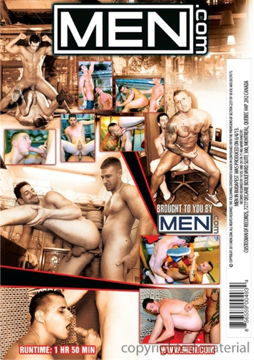 Men in Budapest Cover Front
