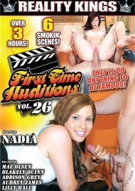 First Time Auditions Vol. 26 Porn Video