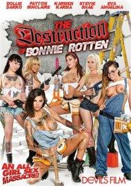 Destruction Of Bonnie Rotten, The Porn Movie