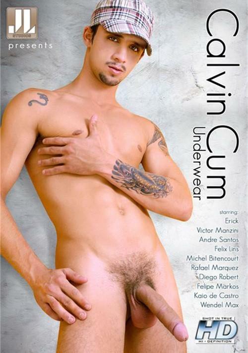 Calvin Cum Underwear Boxcover