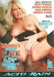 Mommy's Goin' Black & She Ain't Comin' Back #3 Porn Video