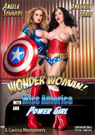Wonder Woman! With Miss America And Power Girl