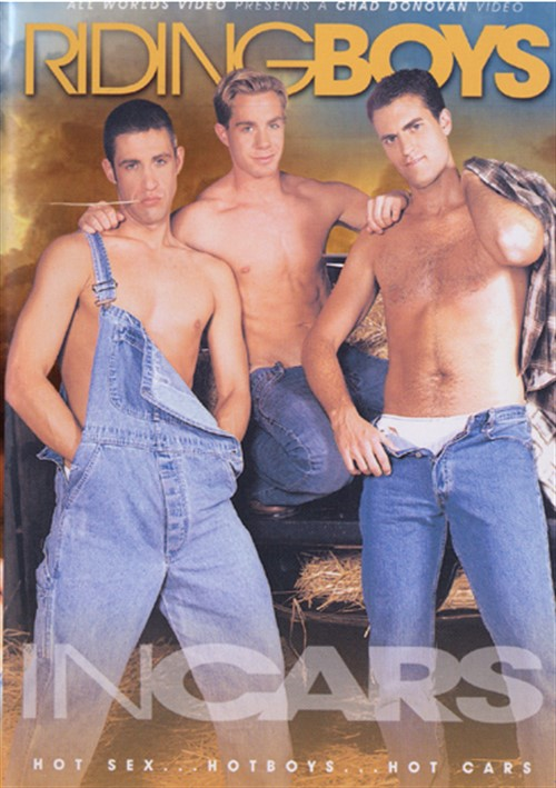 Riding Boys in Cars Boxcover