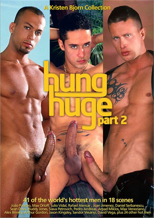 Hung Huge Part 2 Boxcover