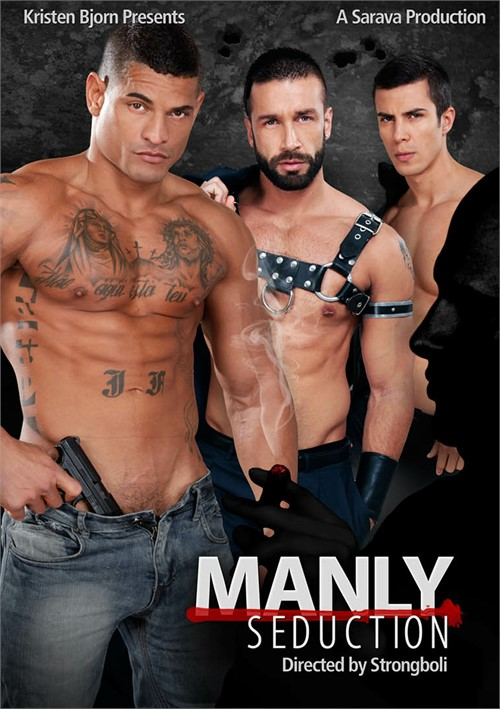 Manly Seduction Boxcover