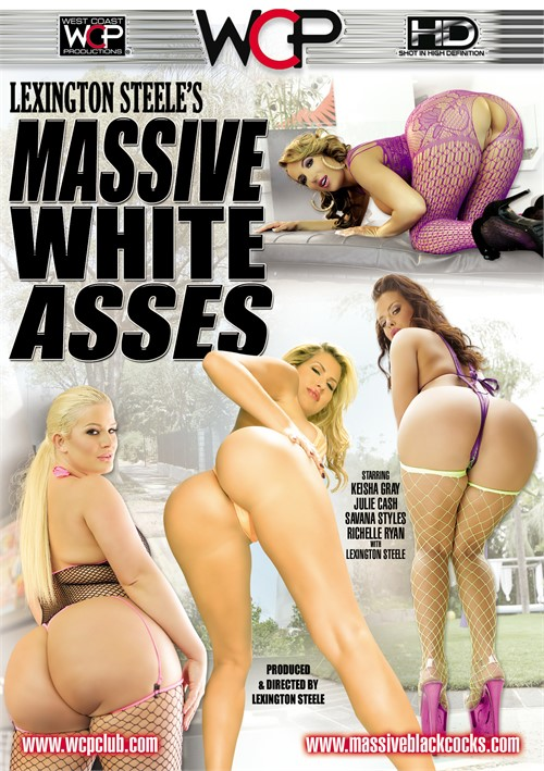 Lexington Steeles Massive White Asses