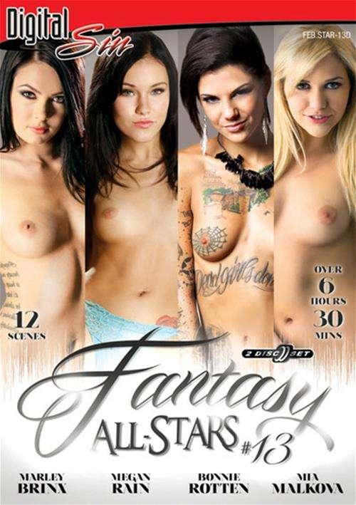 Fantasy All-Stars #13