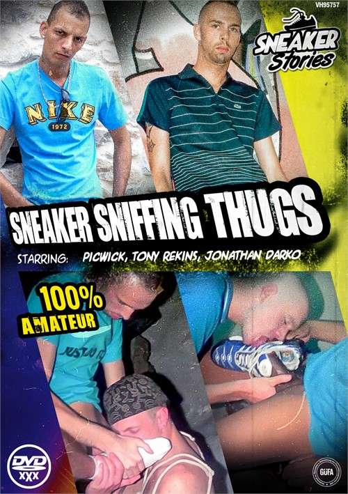 Sneaker Sniffing Thugs Boxcover