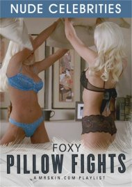 Foxy Pillow Fights Porn Video
