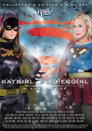 Batgirl V Supergirl Movie