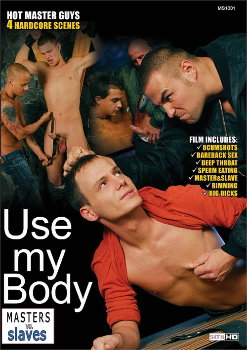 Use My Body Boxcover