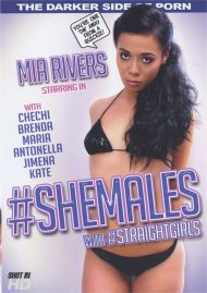 #SheMales With #StraightGirls Porn Video