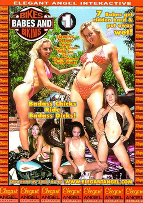 Bikes Babes And Bikinis 1 Boxcover