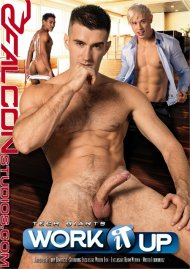 Work It Up gay porn DVD from Falcon Studios