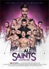 All Saints: Chapter One gay porn DVD from CockyBoys