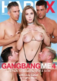 Gangbang Me 4 HD porn movie from HardX.