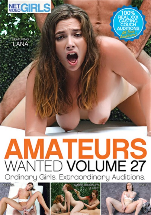 Amateurs Wanted Vol. 27 River Amber (XI) 2018