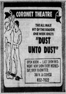 Dust Unto Dust Boxcover