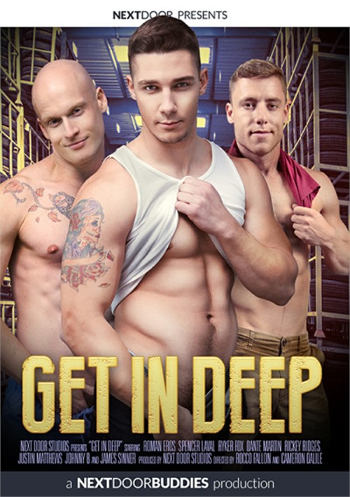 Get in Deep Cover Front