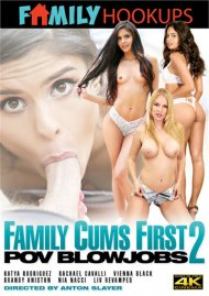 Family Cums First: POV Blowjobs 2 image