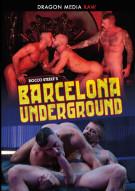 Rocco Steele's Barcelona Underground Boxcover