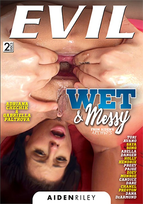 Wet & Messy