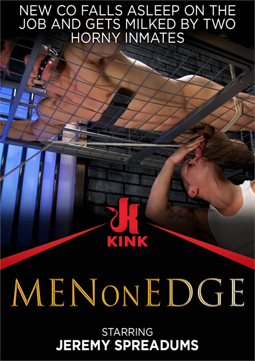 New CO Falls Asl--p On The Job and Gets Milked By Two Horny Inmates Boxcover