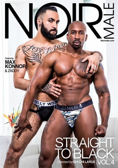 Straight To Black 4 Cover Front