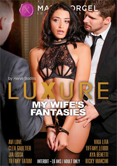 Luxure: My Wife's Fantasies Boxcover