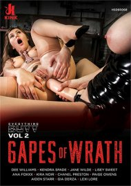 Everything Butt Vol. 2: Gapes of Wrath Porn Movie