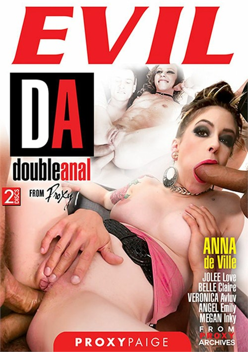 Double Anal From Proxy