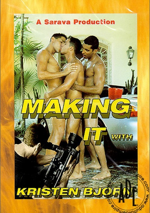 Making It with Kristen Bjorn Cover Front