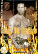 Games in Leather Porn Movie