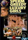 Sperm Greedy Luxury Girls Boxcover