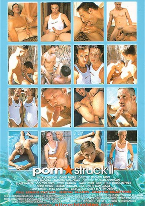 Porn Struck 2 Cover Front