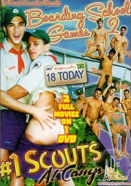 Boarding School Games 2 / #1 Scouts at Camp Porn Movie