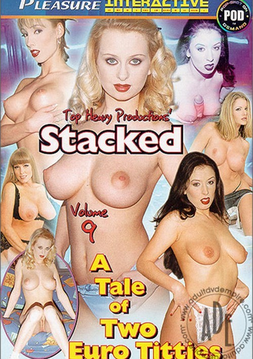Stacked Vol. 9
