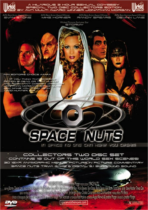 Space Nuts XXX Adult Parody Film