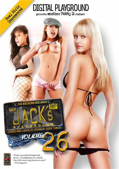 Jack's Playground 26 Boxcover