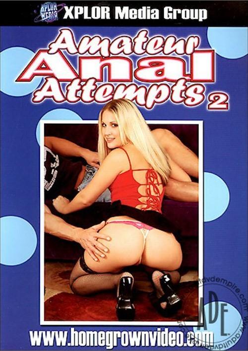 Amateur anal attempts 2