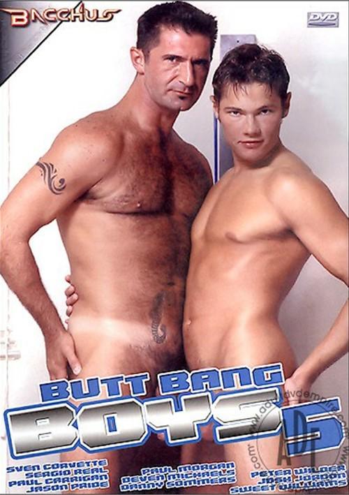 Butt Bang Boys 5 Boxcover