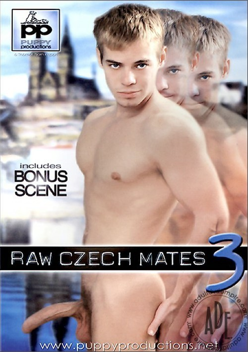 Raw Czech Mates 3 Boxcover