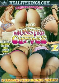 Monster Curves Vol. 2