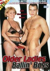 Older Ladies Ballin' Boys