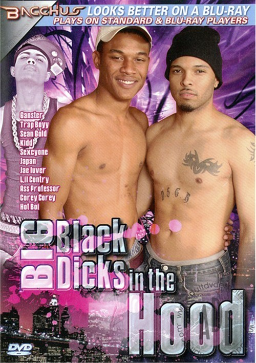 Big Black Dicks in the Hood Boxcover