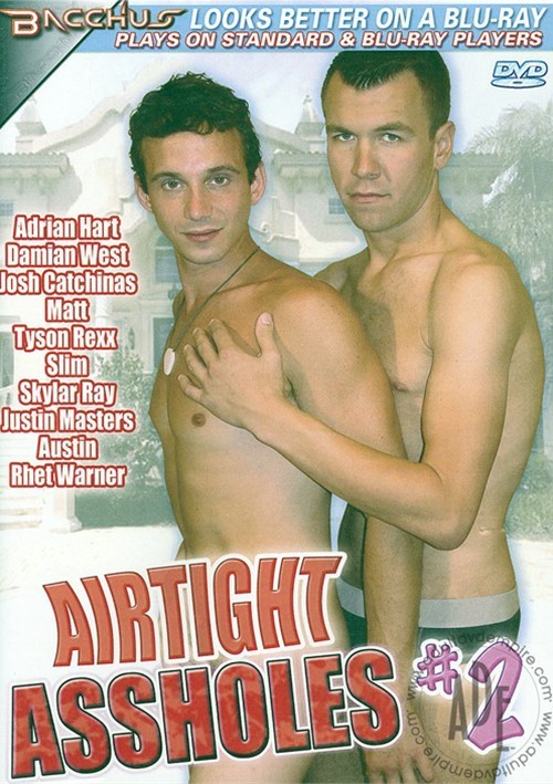 Airtight Assholes #2 Boxcover