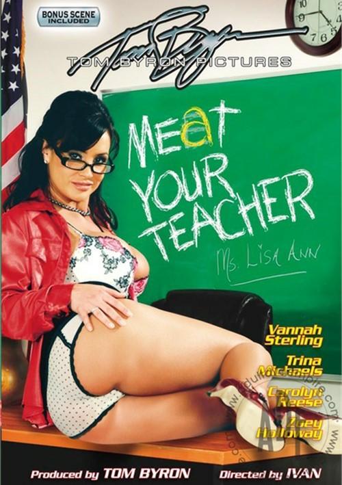 lisa ann meat your teacher