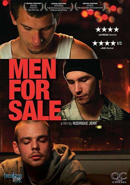 Men For Sale image